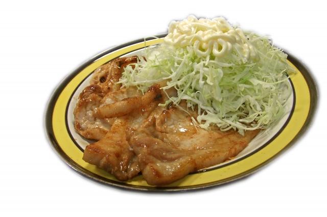 豚肉の生姜焼きイメージ